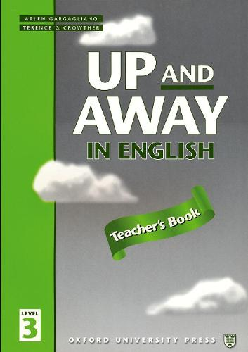 Up and Away in English: 3: Teacher's Book (Paperback)