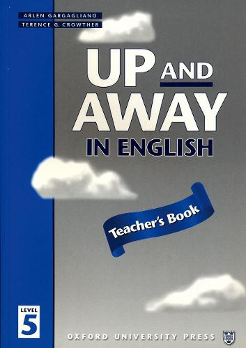 Up and Away in English: 5: Teacher's Book (Paperback)