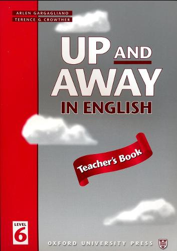 Up and Away in English: 6: Teacher's Book (Paperback)