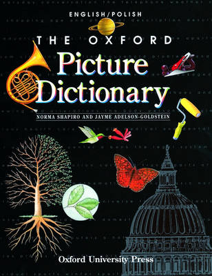 The Oxford Picture Dictionary (Paperback)