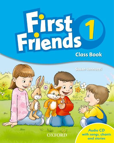 First Friends 1: Class Book Pack (Mixed media product)