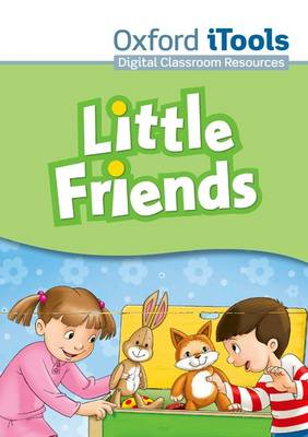 Little Friends: Teachers iTools DVD-ROM (DVD)