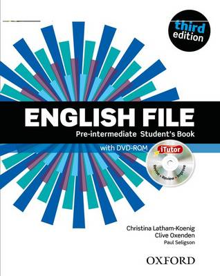 English File: Pre-Intermediate: Student's Book with Itutor (Mixed media product)