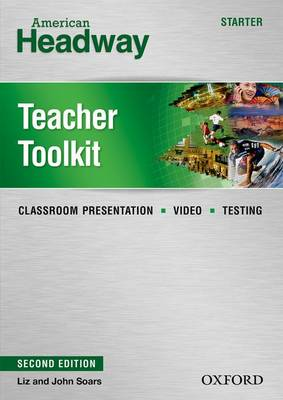 American Headway: Starter: Teacher Toolkit CD-ROM: Starter (CD-ROM)