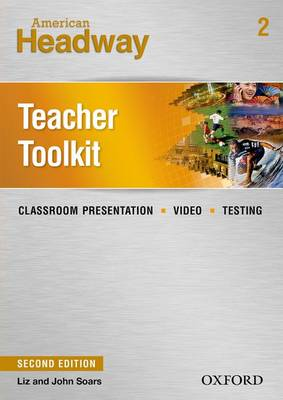 American Headway: Level 2: Teacher Toolkit CD-ROM: 2 (CD-ROM)