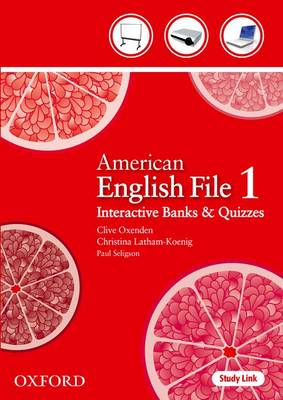 American English File: Level 1: Teacher Presentation Tool (CD-ROM)