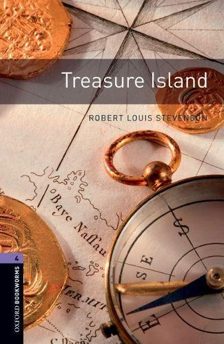 Oxford Bookworms Library: Stage 4: Treasure Island: 1400 Headwords - Oxford Bookworms ELT Stage 4 (Paperback)