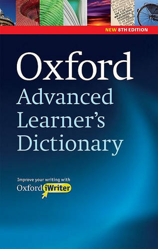 Oxford Advanced Learner's Dictionary: Paperback with CD-ROM (Includes Oxford iWriter) (Mixed media product)