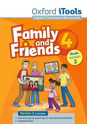 Family and Friends: 4: iTools (DVD)