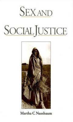 Sex and Social Justice (Paperback)