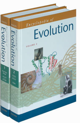 Encyclopedia of Evolution: Print and e-Reference Editions Available (Hardback)