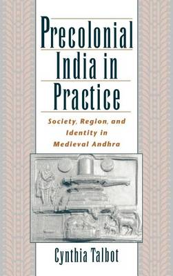 Precolonial India in Practice: Society, Region and Identity in Medieval Andhra (Hardback)
