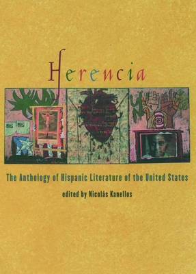 Herencia: The Anthology of Hispanic Literature of the United States (Paperback)