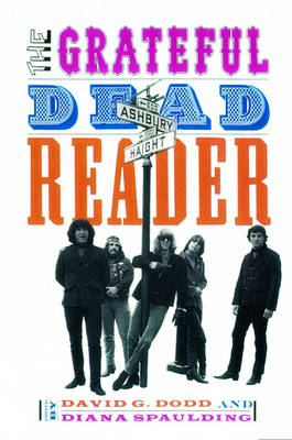 "The ""Grateful Dead"" Reader - Readers on American Musicians (Paperback)"