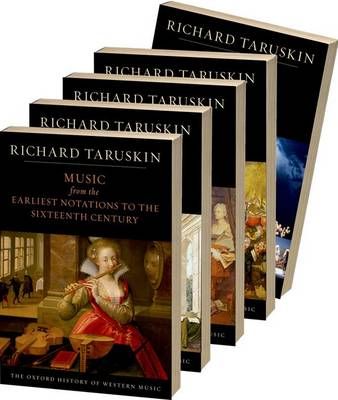 Oxford History of Western Music (Multiple copy pack)