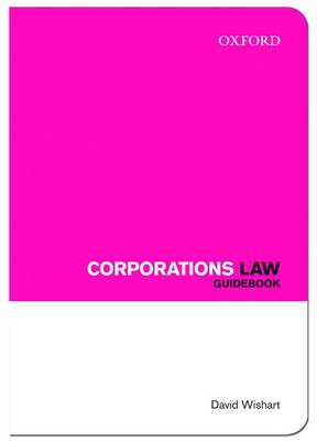 Corporations Law Guidebook (Paperback)