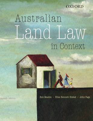 Australian Land Law in Context (Paperback)