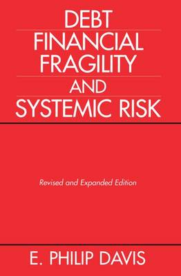 Debt, Financial Fragility and Systemic Risk (Paperback)