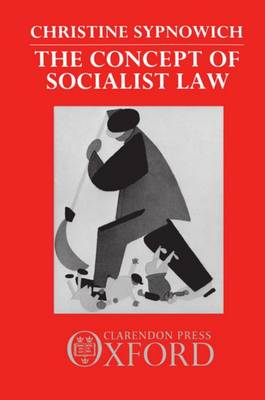 The Concept of Socialist Law (Hardback)