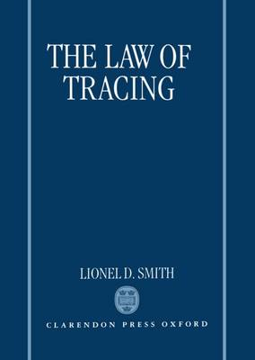 The Law of Tracing (Hardback)
