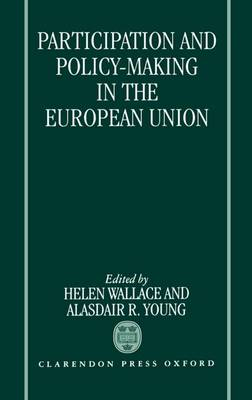 Participation and Policy-Making in the European Union (Hardback)