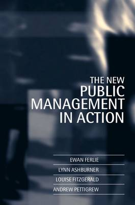 The New Public Management in Action (Paperback)