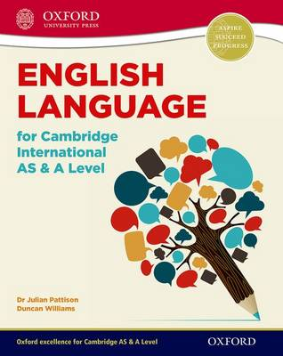 English Language for Cambridge International AS & A Level (Paperback)