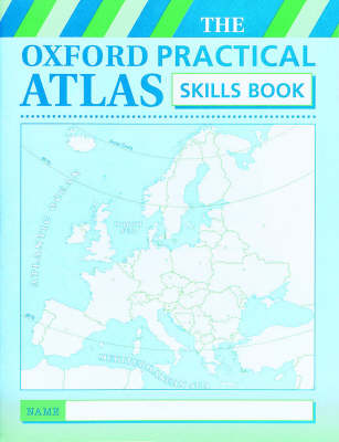 Oxford Practical Atlas: Skills Book (Paperback)