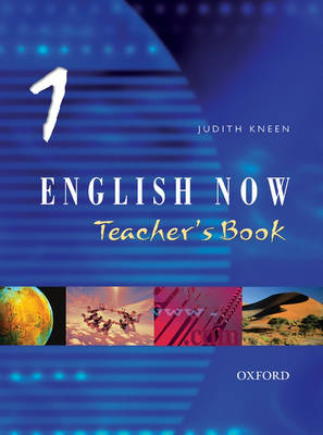 Oxford English Now: Teacher's Book and CD-ROM 1 (Mixed media product)
