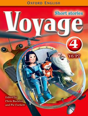 Oxford English Voyage: Year 6/P7: Voyage 4: Short Stories (Paperback)