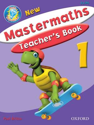 Maths Inspirations: Y3/P4: New Mastermaths: Teacher's Book: 1 (Paperback)