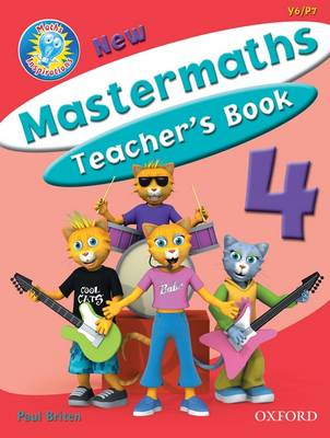 Maths Inspirations: Y6/P7: New Mastermaths: Teacher's Book: 4 (Paperback)