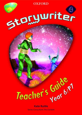 Oxford Reading Tree: Y6: Treetops Storywriter 4: Fiction Teacher's Guide (Paperback)