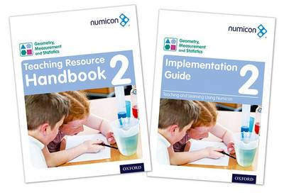 Numicon: Geometry, Measurement and Statistics 2 Teaching Pack (Mixed media product)
