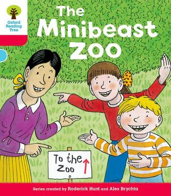 Oxford Reading Tree: Decode & Develop More A Level 4: Mini Zoo (Paperback)