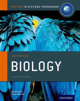 IB Biology Course Book: Oxford IB Diploma Programme 2014: For the Ib Diploma (Paperback)