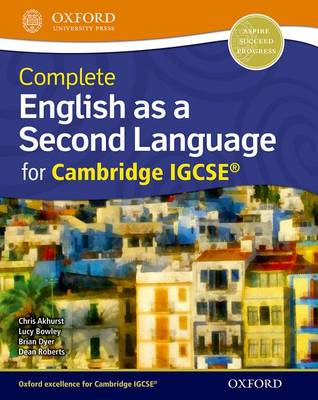 Complete English as a Second Language for Cambridge IGCSE: Student Book (Mixed media product)