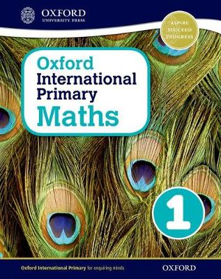 Oxford International Primary Maths: Stage 1: Age 5-6: Student Workbook 1: Stage 1, age 5-6 (Paperback)