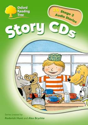 Oxford Reading Tree: Level 2: CD Storybook (CD-Audio)