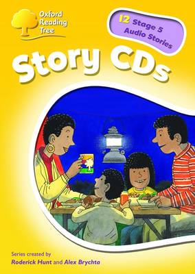 Oxford Reading Tree: Level 5: CD Storybook (CD-Audio)