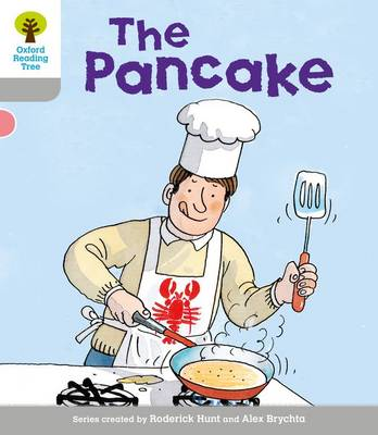 Oxford Reading Tree: Level 1: First Words: Pancake (Paperback)