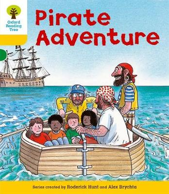 Oxford Reading Tree: Level 5: Stories: Pirate Adventure (Paperback)