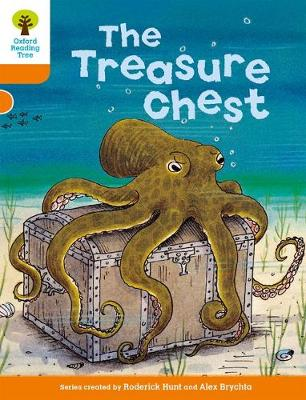 Oxford Reading Tree: Level 6: Stories: the Treasure Chest (Paperback)