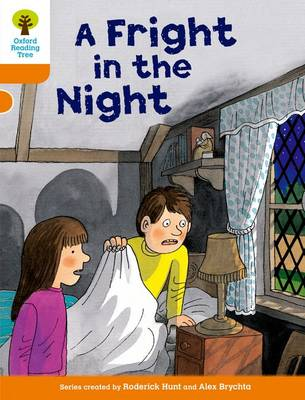 Oxford Reading Tree: Level 6: More Stories A: a Fright in the Night (Paperback)