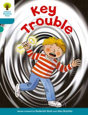 Oxford Reading Tree: Level 9: More Stories A: Key Trouble (Paperback)