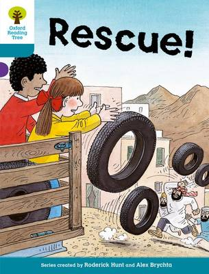 Oxford Reading Tree: Level 9: More Stories A: Rescue (Paperback)