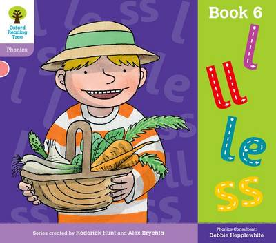 Oxford Reading Tree: Level 1+: Floppy's Phonics: Sounds and Letters: Book 6 (Paperback)