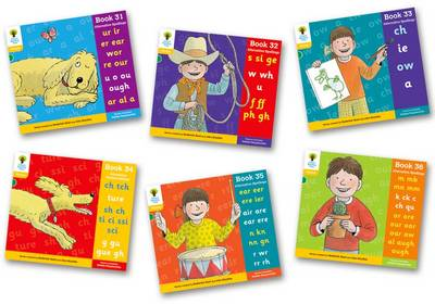 Oxford Reading Tree: Level 5A: Floppy's Phonics: Sounds and Letters: Pack of 6 (Multiple copy pack)