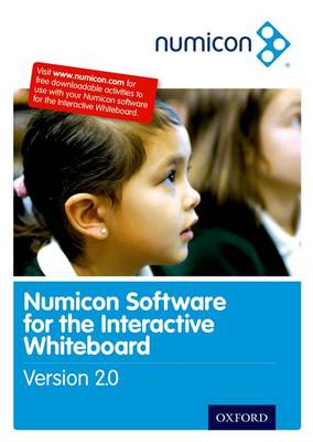 Numicon: Numicon Software for Interactive Whiteboard - Single User (CD-ROM)