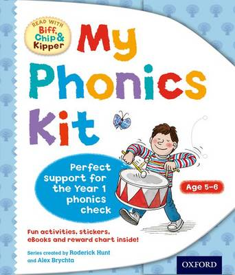 Oxford Reading Tree Read with Biff, Chip, and Kipper: My Phonics Kit (Mixed media product)